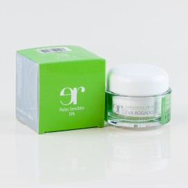 Creme Hidratante, Relaxante e Anti-Stress para Pele Sensível Eva Rogado SPF15 50 ml